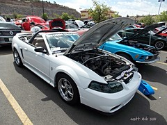 2015 Mustang Project Cruise (AZ Ashman 88) Tags: ford topless mustang fordmustang americaniron prescottaz mustangprojectcruise