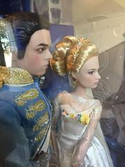 Cinderella & The Prince Film Collection (Disney Dolls Fan) Tags: wedding pope film beauty movie james store doll dolls lily princess ooak prince disney collection kit cinderella custom mariage rare disneystore princesse cendrillon 2015 disneypark beautée diisneyland lilyjames