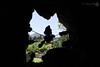 Desde el interior (Emebese) Tags: cueva exposición 2ev mediciónpuntual