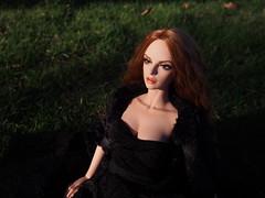 A Chance Encounter: Lydia and Henry (Nevermore Trinkets) Tags: house doll eid bjd pamela douglas ih balljointed iplehouse iple elderiplehousedoll carvedheritage