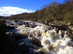 High Force Top (trev.pix) Tags: winter river waterfall sunny rapids tees winterlandscape highforce splashingwater rivertees middletonteesdale canonsx50