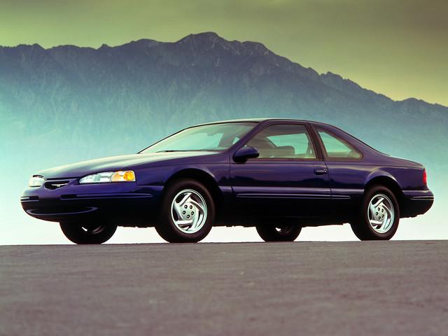 ford thunderbird 19961997