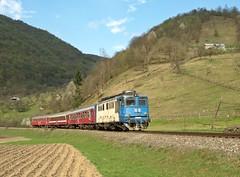 60 1230 RO-CFR (...síneken a vonat) Tags: train eisenbahn rail railway 60 cfr 1230 sulzer bistra valea vonat vasút calatori személyvonat 601230 ablakosvonat locationbistra petrovabisztra vișeului