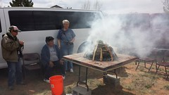 Heating the Kiln (Bob Palin) Tags: 15fav usa utah pottery club100 instantfave vogonpoetry roadscholar hopipottery samsungs4 brokenspurhotel alicedashee orig:file=20150423152932 hopikiln