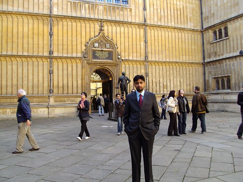 Visit to London (Oxford University) by Mr. G.S.Kang (Director)