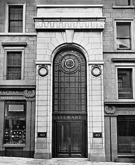 40 Castle Street (Dundee City Archives) Tags: old architecture design 1930s photos dundee whisky 40 stewarts castlestreet olddundeephotos alexstewartsonltd