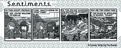 Sentiments #73 (penandpaperperson) Tags: china nyc usa comics cartoon hong kong strips webcomic sentiments authoritarian occupy