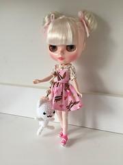 Finley in Plastic Fashion (florayah) Tags: fashion dolls plastic blythe etsy haul blythedoll dollclothes neoblythe cadencemajorette