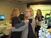 (left) Janet Zakutansky, RN-BC; Pat Matos, DNP, RN, NEA-BC; Meredith McCullick