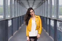 _BRL5713 (Emanuele Brilli) Tags: street portrait people italy art girl station fashion florence model nikon italia 7100 platform sigma tuscany firenze mm toscana 50 stazione ritratto ragazza binari modella
