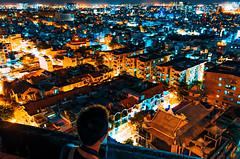 City life (Phn Chua) Tags: life street city boy people house man skyline night person lights living pattern cityscape nightscape pentax vietnam nights saigon snor peo nig