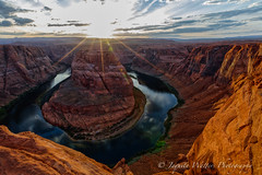 Horseshoe Bend   -  IMG-2335 (Photographer / Artist) Tags: usa nature water landscapes coloradoriver co redrocks crawford antelopecanyon pagearizona