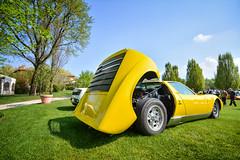 Miura. (Umberto Buoro) Tags: italy car nikon italia porno tokina lamborghini umberto brescia luxury v12 miura miur d7100 worldcars buoro