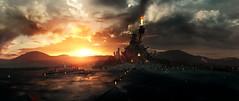 Deep Friah (Sspektr) Tags: death pc screenshot disaster videogame madmax wasteland postapocalypse madmaxgame