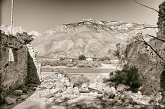 the views (PhotographerJamesOrtiz) Tags: california ca street urban mountains abandoned stone america nikon highway ruins photographer riverside decay ruin structure route forgotten empire roadside ie inland attraction attractions 395 urbex cartago rurex d5100
