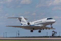 Hawker 4000 (LoadedAaron) Tags: texas aviation westtexas turbine midland avgeek midlandinternationalairport midlandinternationalairportmaf midlandinternationalairspaceport