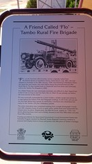 Story behind Tambo Fire Brigade Truck