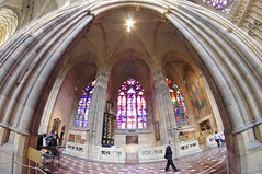 Nave Lateral Castillo de Praga (Marco Wence) Tags: prague praga praskhrad repblicacheca castillodepraga catedraldepraga