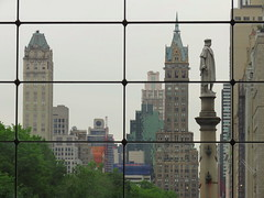 A Room with a View #4 (Keith Michael NYC (1 Million+ Views)) Tags: nyc ny newyork manhattan columbuscircle