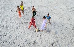 Its Football time!! (ashik mahmud 1847) Tags: boys kids football play games nikkor bangladesh d5100