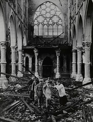 Wedding Ceremony of Fusilier Tom Dowling and Miss Martha Coogan in a bombed out London Catholic church [1554  2048] September 14, 1940 #HistoryPorn #history #retro http://ift.tt/1OKuVrn (Histolines) Tags: wedding london history church tom out catholic martha 14 1940 ceremony retro september timeline miss fusilier bombed dowling 2048  coogan vinatage 1554 historyporn histolines httpifttt1okuvrn