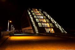 Dockland (Vahan Aghajanyan) Tags: light building night germany deutschland licht hamburg hafen dunkel  dockland