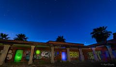 Hacienda las Beatillas, Puerto de Santa Maria (Cadiz) (jangel125) Tags: lightpainting nocturna puertodesantamaria maglite3d ledlenserp7qc nikond750 tamron1530mm haciendalasbeatillas