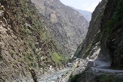 Road towards Bharmour (Rupak Sarkar and Uma Sarkar) Tags: ravi himachal himalayas bharmour iravati