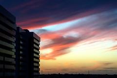 Entardecer (felipe sahd) Tags: city sunset cidade brasil fortaleza cear entardecer