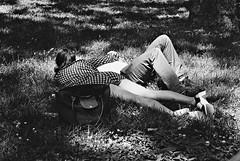 DSR2-E061 (David Swift Photography Thanks for 16 million view) Tags: philadelphia westphiladelphia candid streetphotography couples lovers embrace clarkpark lyinginthegrass davidswiftphotography