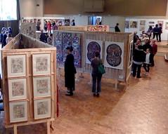 grand baz'art (minamond) Tags: festival outsiderart exposition artbrut visionaryart artsingulier gisors artension artvisionnaire minamond prixartension