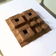 QR code (orig4mi.) Tags: paper origami qr folding