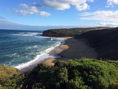 Bells Beach (EmC_Russell) Tags: ocean road trip travel sea beach bells waves dusk australia greatoceanroad torquay campervan