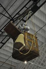 WW1 Observation Balloon Basket (Richard.Crockett 64) Tags: observation balloon basket rfc royalflyingcorps ww1 worldwarone thegreatwar royalairforcemuseum hendon london 2016