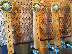 Coin Toss Brewery taps (Vancouverscape.com) Tags: travel usa oregon mthood 2016 arianecolenbrander vancouverscape