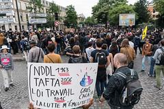 DSC07522.jpg (Reportages ici et ailleurs) Tags: paris protest demonstration manifestation mobilisation syndicat luttesociale yannrenoult loitravail loielkhomri