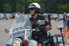 236 Wayne - Fort Lee Police (rivarix) Tags: newjerseylawenforcementmotorcycleskillsrun policerodeo policeridingcompetition policeman policeofficer lawenforcement cops policemotor fortleepolicedepartmentnewjersey harleydavidsonpolicemotorcycle harleydavidsonroadking motorcops