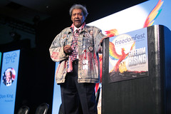 Don King (Gage Skidmore) Tags: don king donald boxing promoter muhammad ali freedomfest freedom fest 2016 planet hollywood las vegas nevada