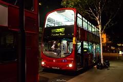 Tower Transit VNW32383 (LK04 JBU) Route N27 (LFaurePhotos) Tags: bus london night camdentown northwestlondon route31 towertransit routen27 vnw32383 lk04jbu