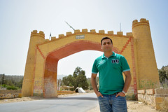 Faisal Imran (lone_krusader) Tags: old trip friends pakistan summer sky green beautiful photoshop photo nikon gate outdoor entrance style adobe enjoy welcome dslr chill lightroom memorable balochistan ziarat d5200