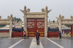 zerotreunoquattro (Dario Cogliati) Tags:  templeofheaven  beijing dariocogliati china cina doors cage