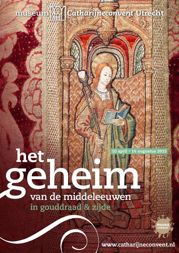 Affichebeeld 'het geheim van de middeleeuwen' -mail