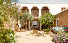 Hacienda Morna Courtyard