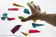 Day 350 Paper Planes 133 (draker6856) Tags: paperplanes