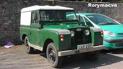 Land Rover Series II (Rorymacve Part II) Tags: auto road bus heritage cars sports car truck automobile estate transport historic motor landrover saloon compact roadster landroverseriesii motorvehicle seriesii