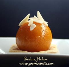 badam halva (GlobalCitizen2011) Tags: recipes sindhi mithai sindhifood sindhidishes sindhihalwa sindhihalva sindhidessets sindhisweetdishes