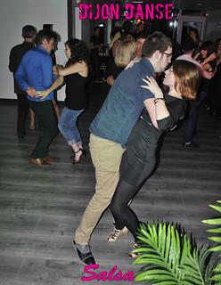 Soirée Salsa à Dijon Danse