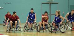 British Wheelchair Basketball - Interuniversity Championships