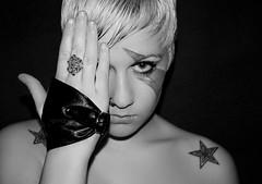 Gaga (MagdalenaGray) Tags: music fashion lady fame gaga