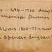 Inscription from Library Company of Philadelphia Wing A 1127 67849 O
